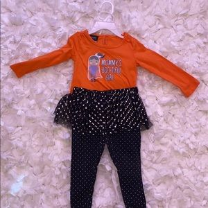 Holiday Editions Mommy's Boo-tiful girl outfit